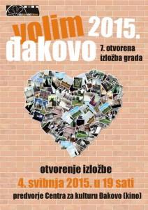 Volim Đakovo 2015.