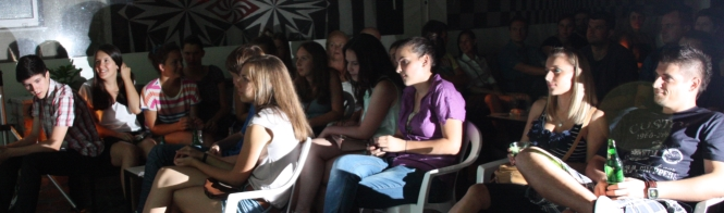Publika na etno film festivalu